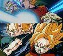 Favorite General Dragon Ball Movie fight