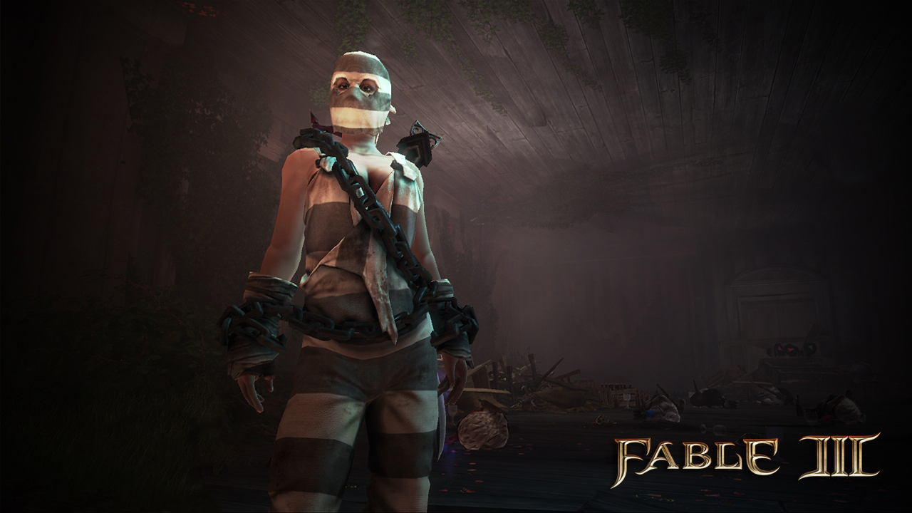 Fable 3 Prisoner Outfit Related Keywords & Suggestions - Fable 3