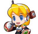 Rockman Online Character Images