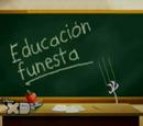 Educacion Funesta