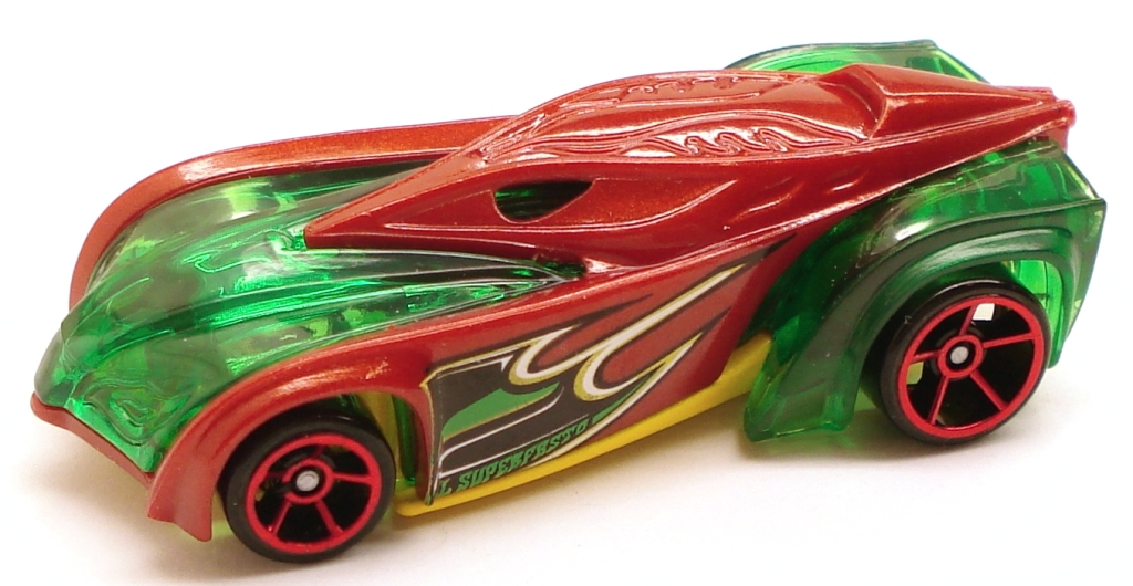 El superfasto hot wheels wiki