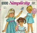 Simplicity 6900 A