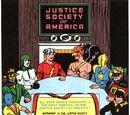 Justice Society Publication History
