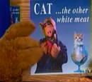 Cat . . . the other white meat