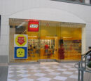 The LEGO Store The Shops at North Bridge Chicago, IL, USA