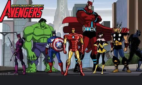 Heroes De Marvel