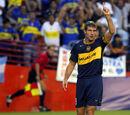 El máximo goleador de Boca Juniors