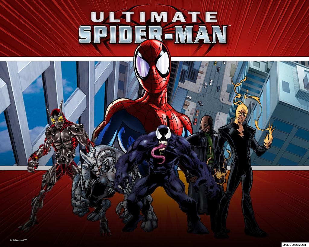 Ultimate spider man juego marvel wiki wikia - Image spiderman ...
