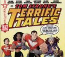 Tom Strong's Terrific Tales/Covers