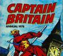 Captain Britain Annual Vol 1 1