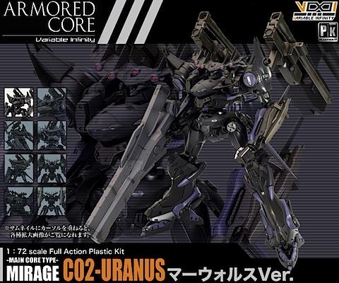 Armored-Core-172-Mirages-CO2-Uranus-Marv