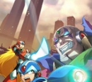 Mega Man X (Sub-Series) Images