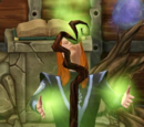 Treemancer's Staff