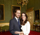 Photoshoots/England - William and Catherine's Engagement (2011)