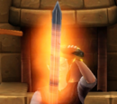 Fiery Greatsword