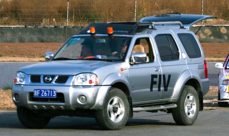 Nissan Xterra - Tractor & Construction Plant Wiki - The ...