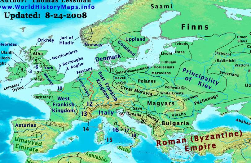 Image Europe 900ad Jpg Wiki Atlas Of World History