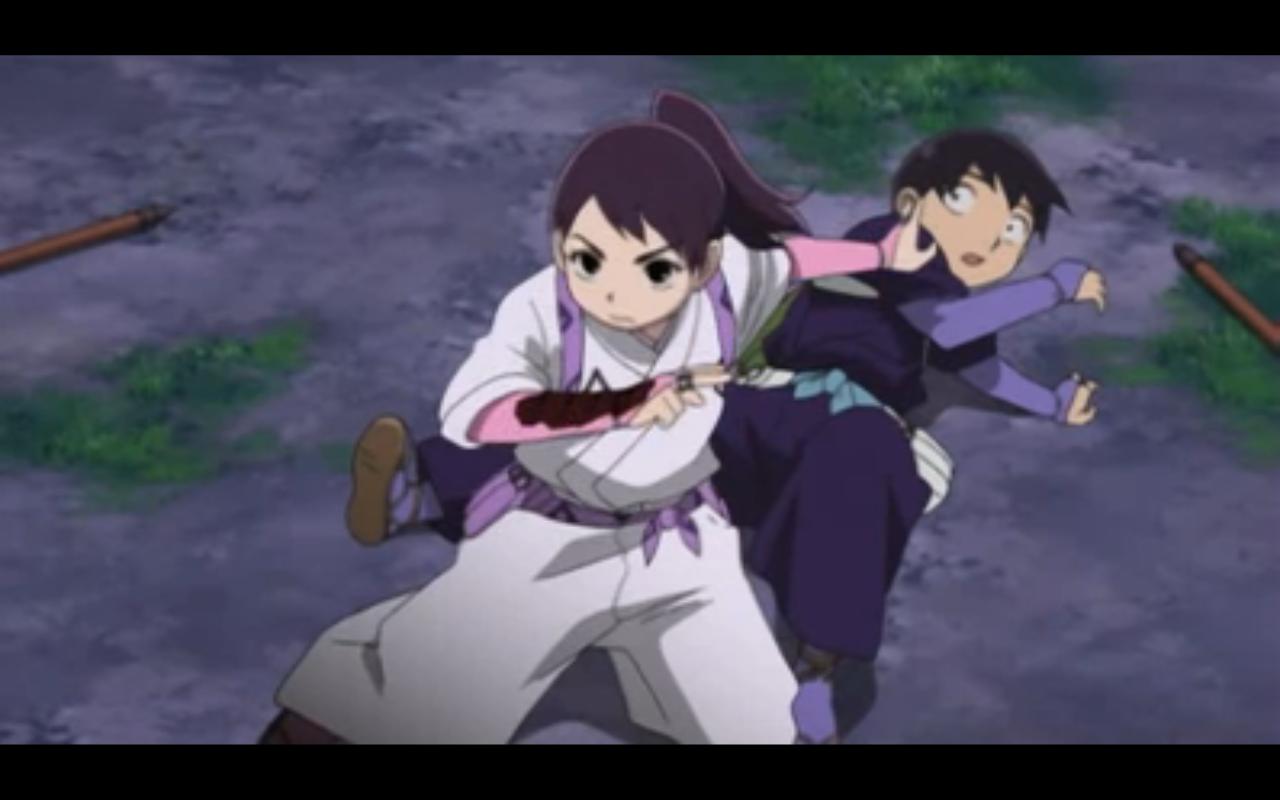 yoshimori and tokine relationship problems