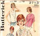 Butterick 2713