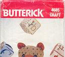 Butterick 4685 A