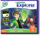 Ben 10: Ultimate Alien Leapster Explorer game