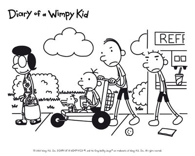 Diary Of A Wimpy Kid Rodrick Rules Lessons Tes Teach