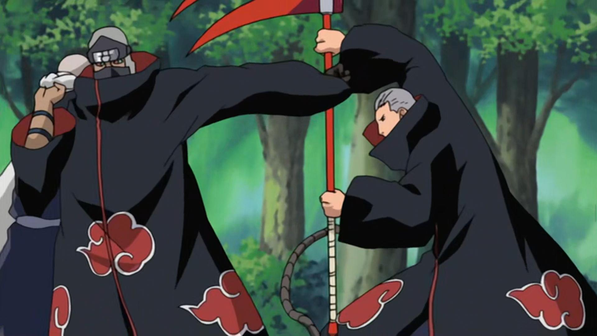 Kakuzu And Hidan Argument