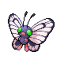 Butterfree HGSS F shiny.png