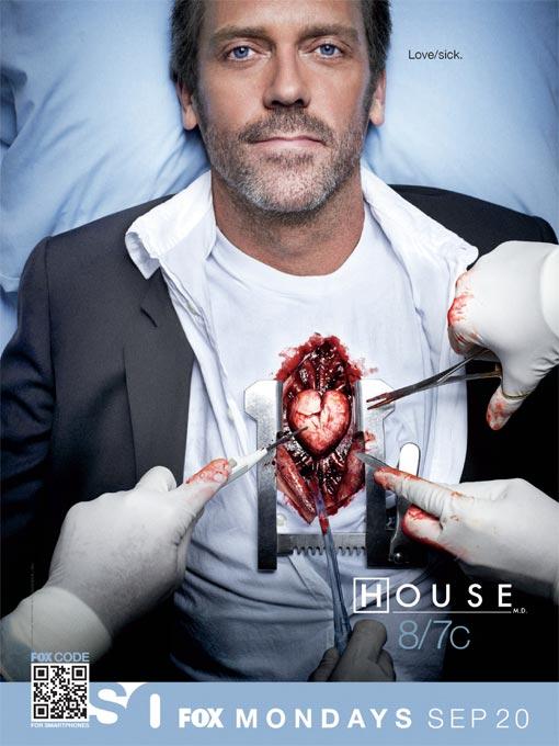 gregory house tercera temporada: