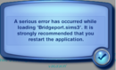 TS3 Load game error.png