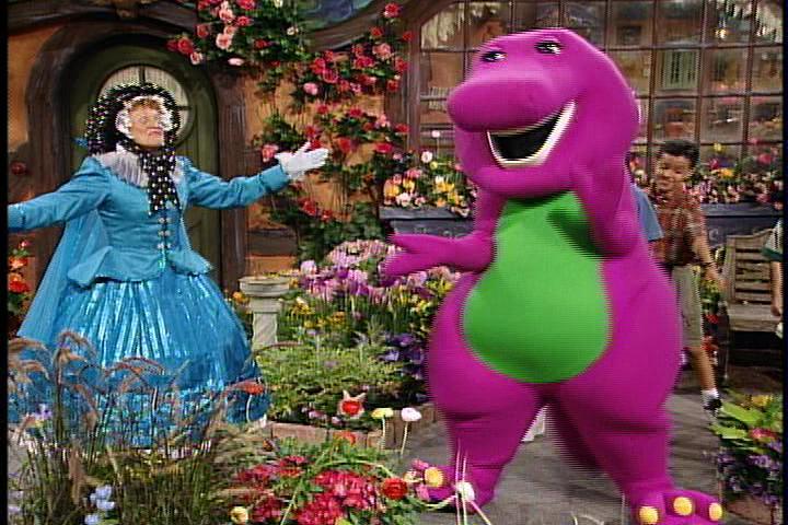 Barney S Rhyme Time Rhythm Barney Wiki