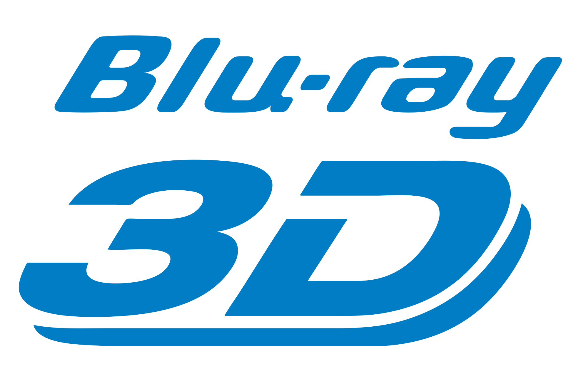 blu ray 3d logopedia the logo and branding site. Black Bedroom Furniture Sets. Home Design Ideas