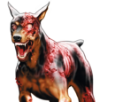 Resident Evil: Deadly Silence Enemy Images