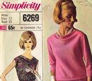 Simplicity 6269 B