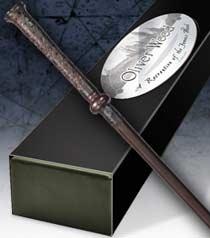 Bacchetta di Oliver Wood - Italian Harry Potter Wiki Hermionegranger