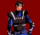 Resident Evil Gaiden Character Images