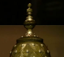 Golden Cup and Cover