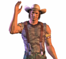 Dino Crisis 2 Character Images