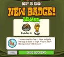 Best in Show Badge