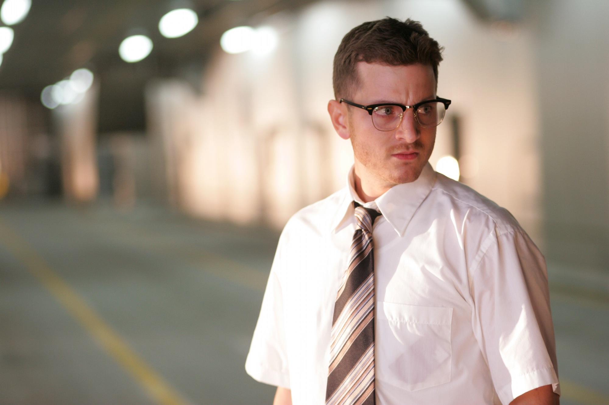 Elias Toufexis Bronson Smallville
