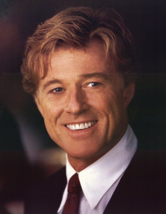 Portrait of Robert Redford Robert Redford