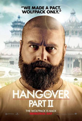 Hangover-2-zach-galifianakis-poster jpgZach Galifianakis Hangover