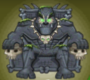 Giant Gorilla God
