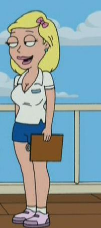Thanks american dad francine and gina impossible