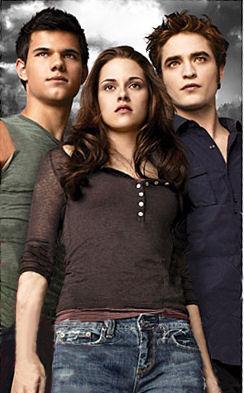 Opinion you edward bella jacob threesome are