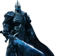 Arthas: Rise of the Lich King personages