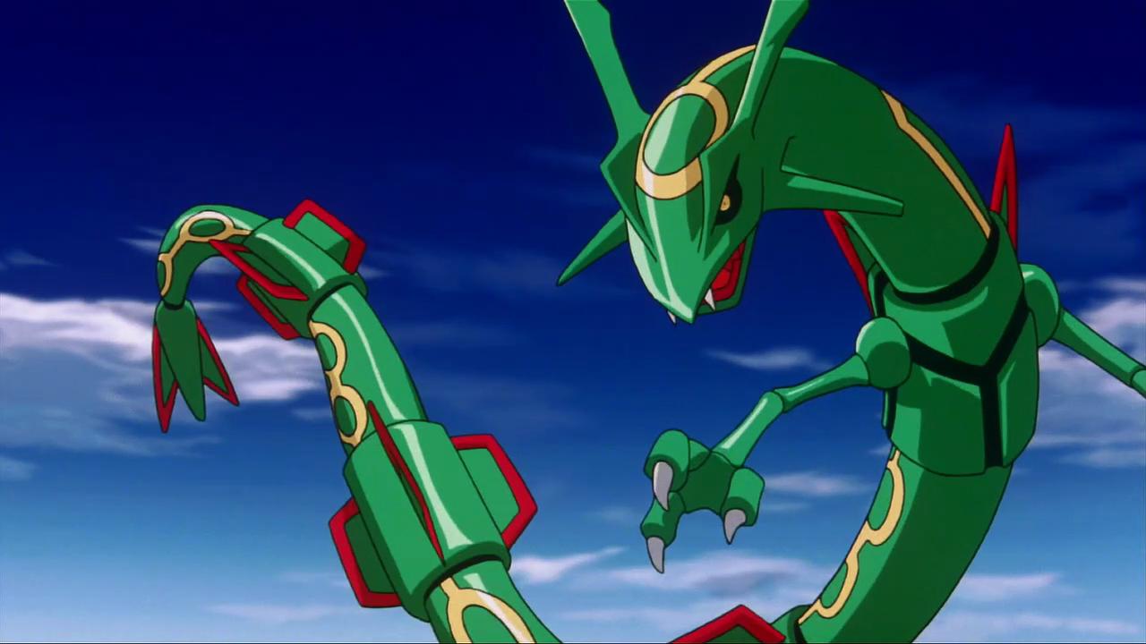 Top 5 strongest pokemon