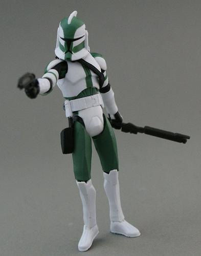 Clone Trooper Commander Gree | www.imgkid.com - The Image