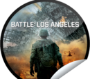 Battle: L.A. DVD Release Week (Sticker)