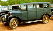 Volvo PV4 Sedan 1927